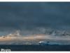 December Sunset - 11 pm in Antarctica