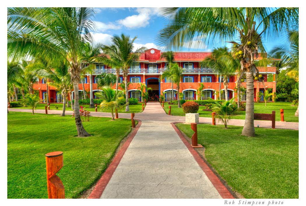 Mayan Resort, Mexico
