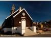 18th century church -ilulissat Greenland