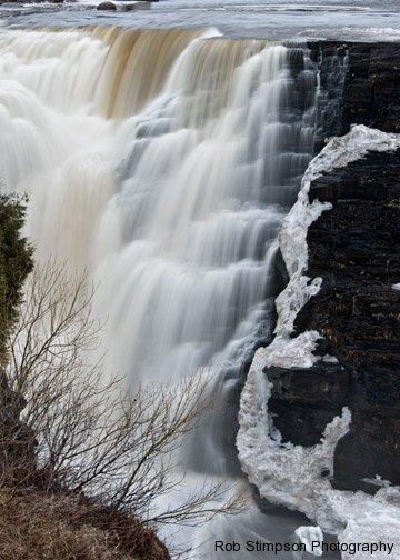 kakabecka falls; thunder bay; ontario provincial parks; ontario