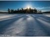 Algonquin Prov Park - minus 20 - sunrise
