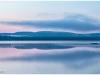Algonquin Prov Park - sunrise on Lake of 2 Rivers