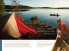 2013 Ontario Parks Guide inside page 10-11