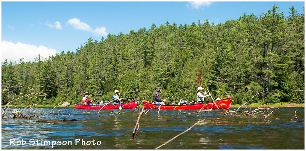 Ontario Parks Algonquin Park - Petawawa River