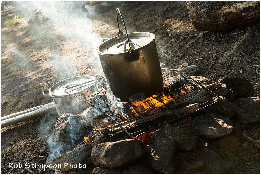 Ontario Parks_Algonquin Park_campfire_1027